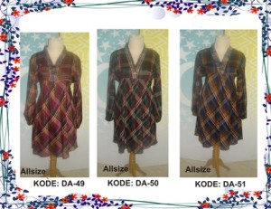 baju atasan muslim model terbaru