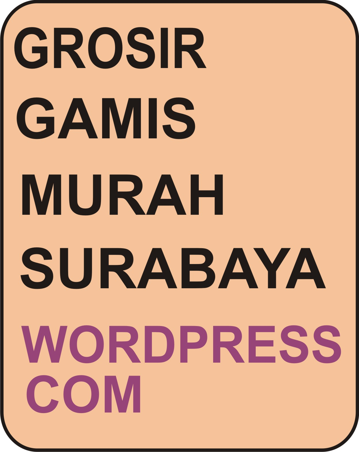 Grosir Busana Muslim Surabaya Fashion Terbaru Toko Online