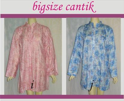 Baju Jumbo Koleksi Atasan Blouse Grosir Gamis Murah Surabaya