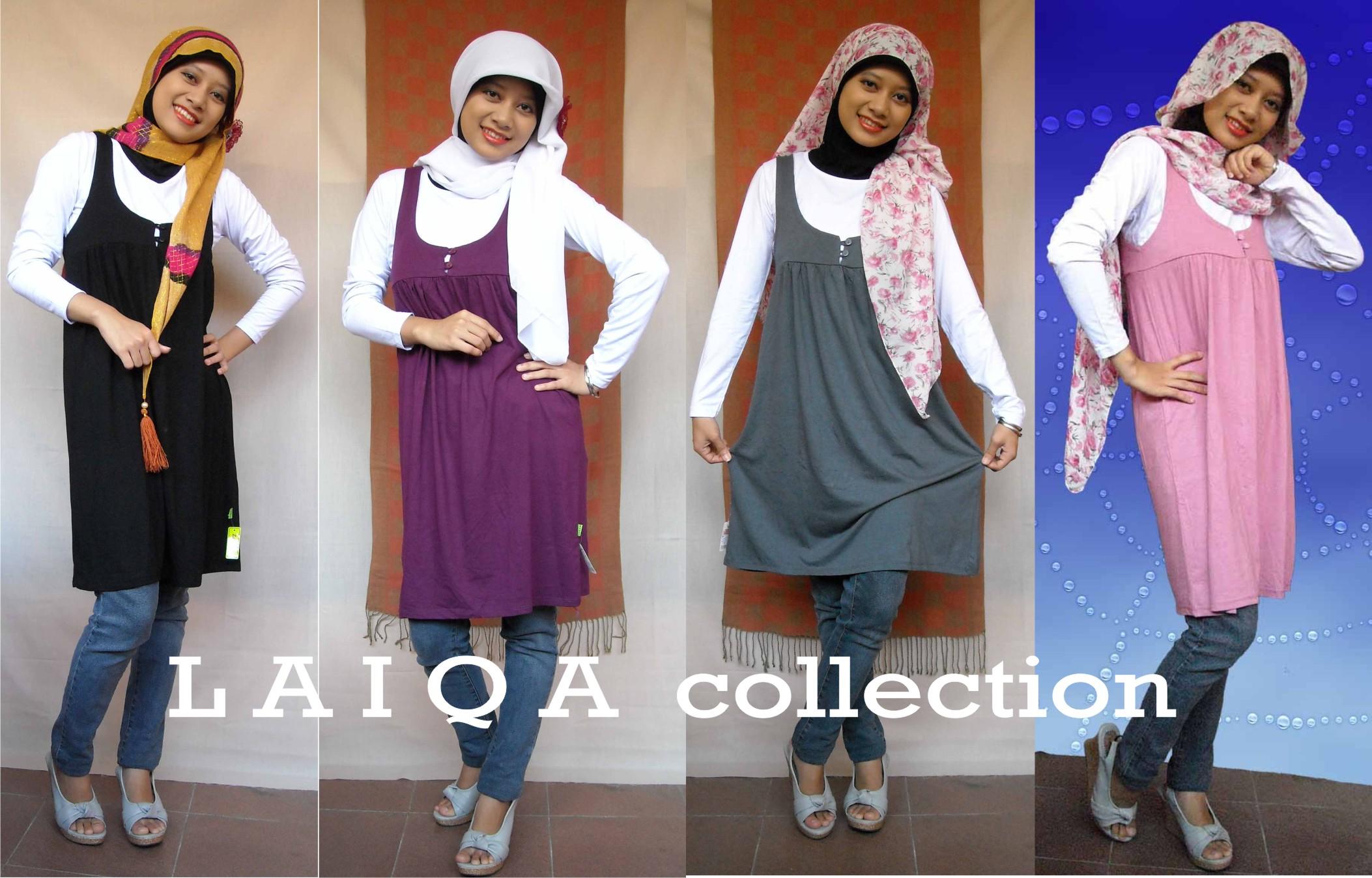 Baju Atasan Wanita Muslim Grosir Gamis Murah Surabaya