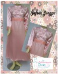 dress pesta cantik